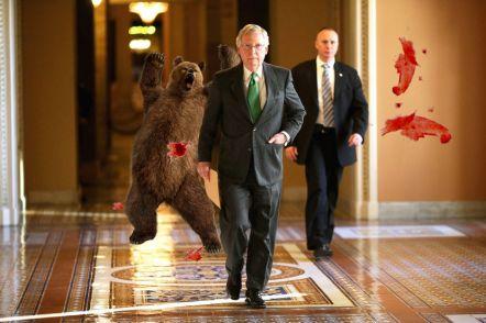 Senate Debates Department of Homeland Security Appropriations Act
