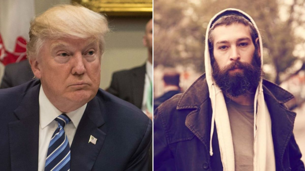 Trump Meets With Israeli Prime Minister Matisyahu