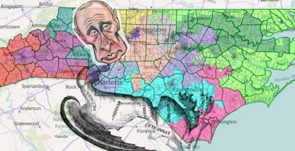 Gerrymandering in North Carolina Includes